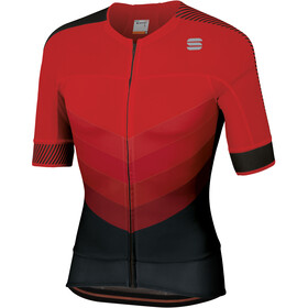 Sportful Bodyfit Pro 2.0 Evo Maillot de cyclisme Homme, red/anthracite